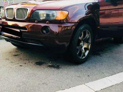 gebraucht BMW X5 3,0i Österreich-Paket Aut.