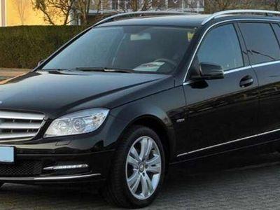 gebraucht Mercedes C220 T CDI Avantgarde 4MATIC Aut.