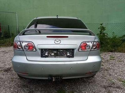 gebraucht Mazda 6 2.0 Diesel Anlage Bose pickerl Limousine