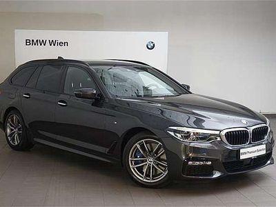 gebraucht BMW 540 5er-Reihe i Touring xDrive Aut. Kombi / Family Van