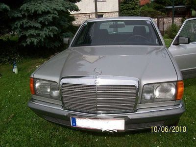 used Mercedes S280 SE W126022 Limousine,