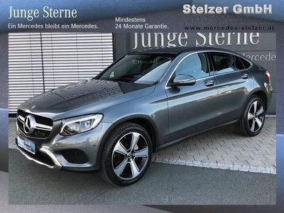 used Mercedes GLC350 d 4Matic Coupé
