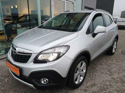 gebraucht Opel Mokka 1,6 CDTI ecoflex Edition Start/Stop System SUV / Geländewagen