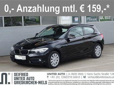 used BMW 116 d *Sitzheiz.*Bluetooth*2-Zonen-Klima*Keyless*PDC*
