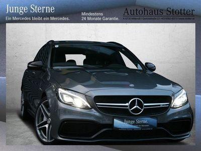 gebraucht Mercedes C63 AMG C-KlasseAMG T A-Edition Plus Aut. Kombi / Family Van,