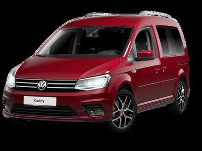 gebraucht VW Caddy Comfortline TSI
