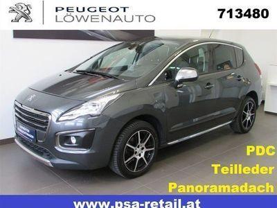 gebraucht Peugeot 3008 HDi 115 Allure