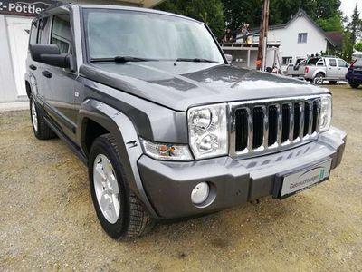 gebraucht Jeep Commander 3,0 V6 CRD !Serviceheft!