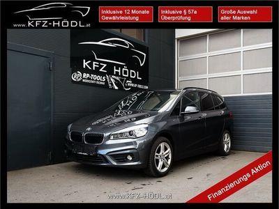 gebraucht BMW 220 Gran Tourer d Aut.