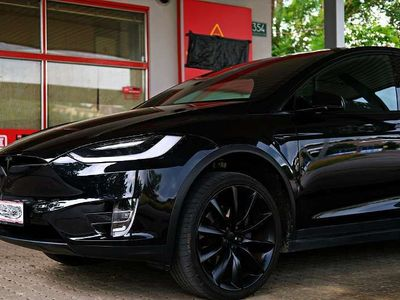 gebraucht Tesla Model X 100D The BAT