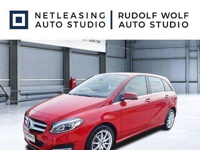gebraucht Mercedes B200 d 4M Urban+Distronic+LED High+Kamera+Navi