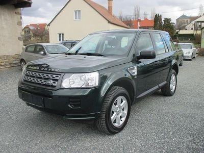 brugt Land Rover Freelander 2,2 TD4 E DPF SUV / Geländewagen,