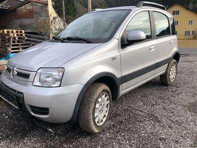 gebraucht Fiat Panda 4x4 1,3 16V JTD Multijet