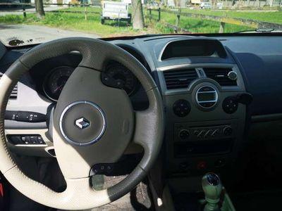 gebraucht Renault Mégane Cabriolet Cc Cabrio / Roadster,