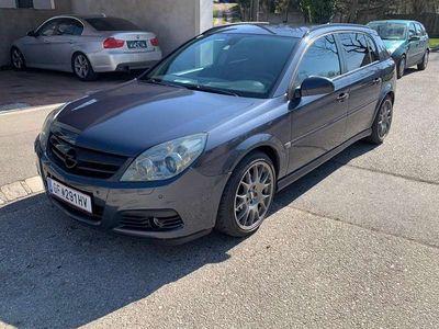 gebraucht Opel Signum OPC Line 1.9 Diesel Automatik Kombi / Family Van