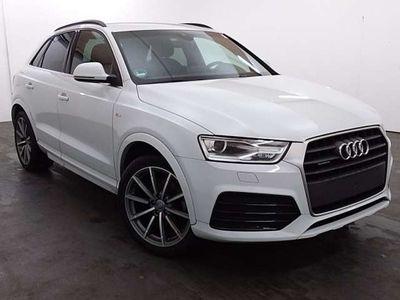 gebraucht Audi Q3 2.0 TDI quattro sport*S-line* XENON,NAVI,TEL.LEDER