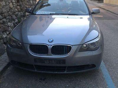 gebraucht BMW 525 5er-Reihe E60Limousine