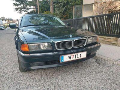 gebraucht BMW 728 7er-Reihe E38 Aut.