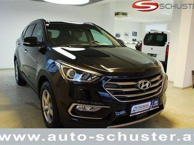 gebraucht Hyundai Santa Fe 2,2 CRDi 4WD Start-Stopp Platin