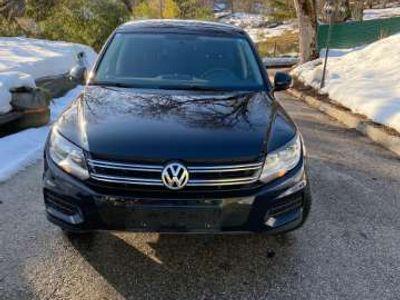 gebraucht VW Tiguan 2,0 TDI BMT 4Motion Track