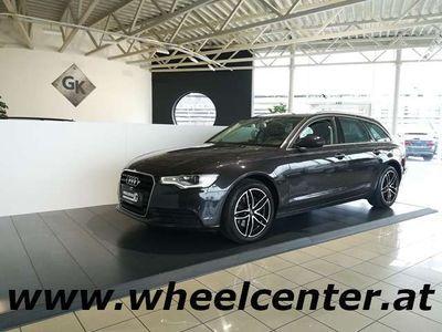 "gebraucht Audi A6 Avant 2,0 TDI Multitronic * STANDHEIZUNG * 18"" ALU * NAVI Kombi / Family Van"