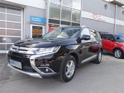 gebraucht Mitsubishi Outlander 2,2 DI-D Intense+ Sport Utility Vehicle