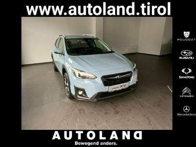 gebraucht Subaru XV 1.6i-S ES AWD CVT Kombi / Family Van
