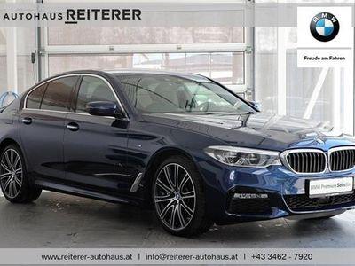 used BMW 540 5er-Reihe i xDrive Aut. Limousine,