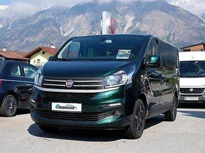 gebraucht Fiat Talento Panorama LR 3,0T 1.6 EcoJet 125 Family
