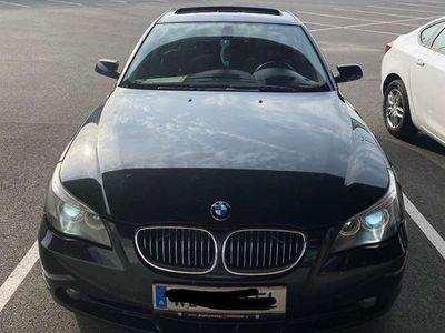 gebraucht BMW 535 5er-Reihe Diesel (E60) Aut.