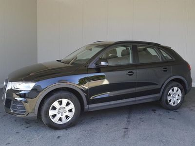 used Audi Q3 2.0 TDI Austria