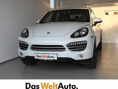 gebraucht Porsche Cayenne Diesel II Platinum Edition