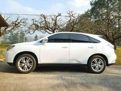 gebraucht Lexus RX450h 4WD Hybrid
