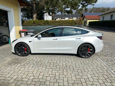 gebraucht Tesla Model 3 Performance AWD