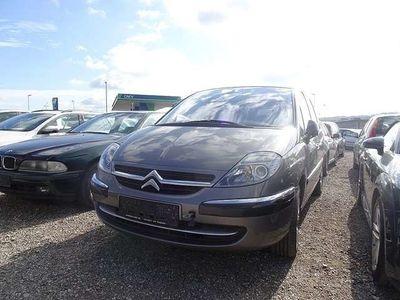 gebraucht Citroën C8 2,0 HDi 16V Exclusive FAP Kombi / Family Van