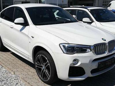 gebraucht BMW X4 xDrive 30d M Sport Aut. + Servicepaket Care SUV / Geländewagen
