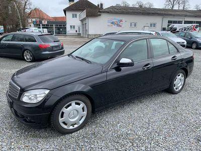 gebraucht Mercedes C200 Classic CDI/TOP ZUSTAND