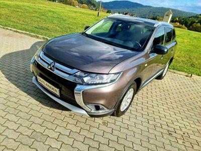 gebraucht Mitsubishi Outlander 20 MIVEC AS&G Sondermodell 40