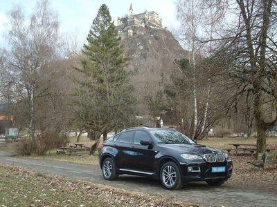 gebraucht BMW X6 xDrive40d Österreich-Paket Aut.Exclusive Edition*Neupreis 94.000 Euro Anhängerkupplung Top Austattung SUV / Geländewagen