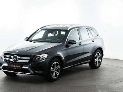 gebraucht Mercedes GLC250 GLC-Klassed 4MATIC Aut. KAMERA ASSIST RADAR NAVI ... SUV / Geländewagen