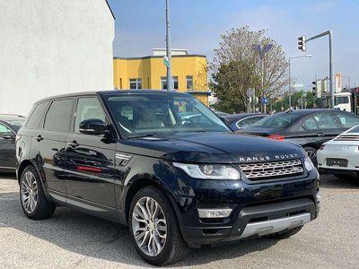 gebraucht Land Rover Range Rover Sport 3,0 TDV6 HSE Dynamik-Paket **56000km** SUV / Geländewagen,