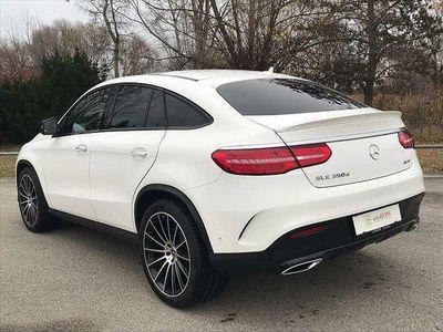 gebraucht Mercedes 350 GLE-Klasse GLE Coupéd 4MATIC Aut. // active curve - Vollausstattung SUV / Geländewagen