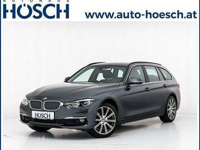 gebraucht BMW 318 d Touring Luxury Line LP: 50.916.-/mtl. 119.-*