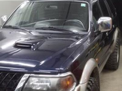 gebraucht Mitsubishi Pajero Sport GLS 2,5 TD