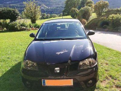 gebraucht Seat Ibiza 6L - 69 PS - 1,2 Klein-/ Kompaktwagen,