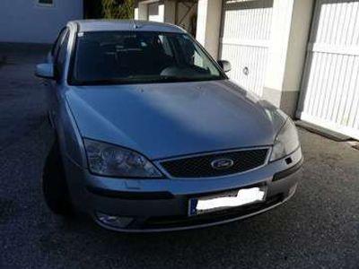 gebraucht Ford Mondeo Ghia élance 2,0 TDCi