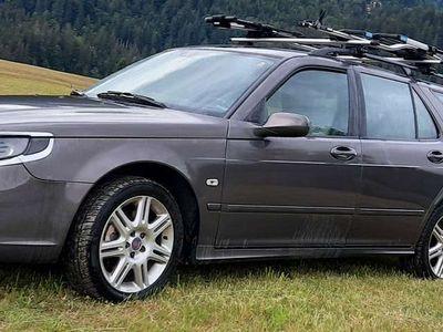 gebraucht Saab 9-5 Vector Sport-Kombi 2,3T Ecop. Sentr. Aut.