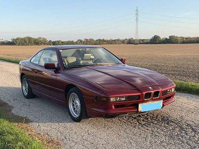 gebraucht BMW 850 8er-Reihe I E31 Sportwagen / Coupé