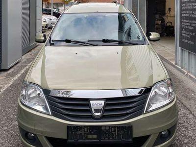 gebraucht Dacia Logan MCV Ambiance 1,6 MPI