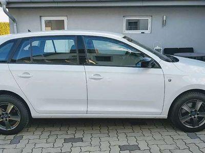 gebraucht Skoda Rapid Spaceback TSI Sport Limousine